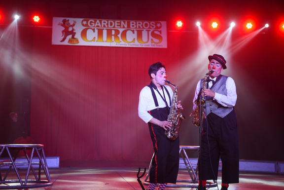 Garden Bros Circus at the Lake County Fairgrounds & Event Center
