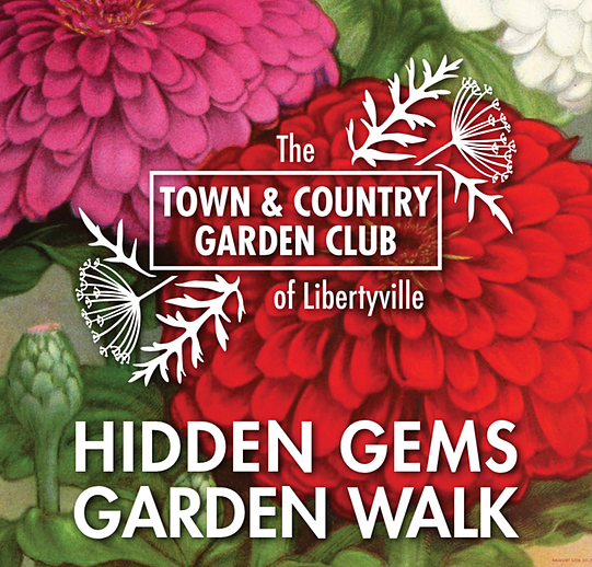 Hidden Gems Garden Walk