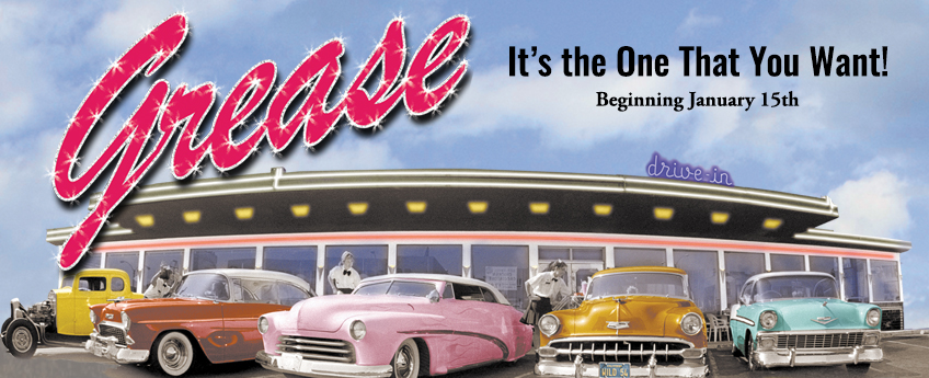 Grease at the Marriott Theatre