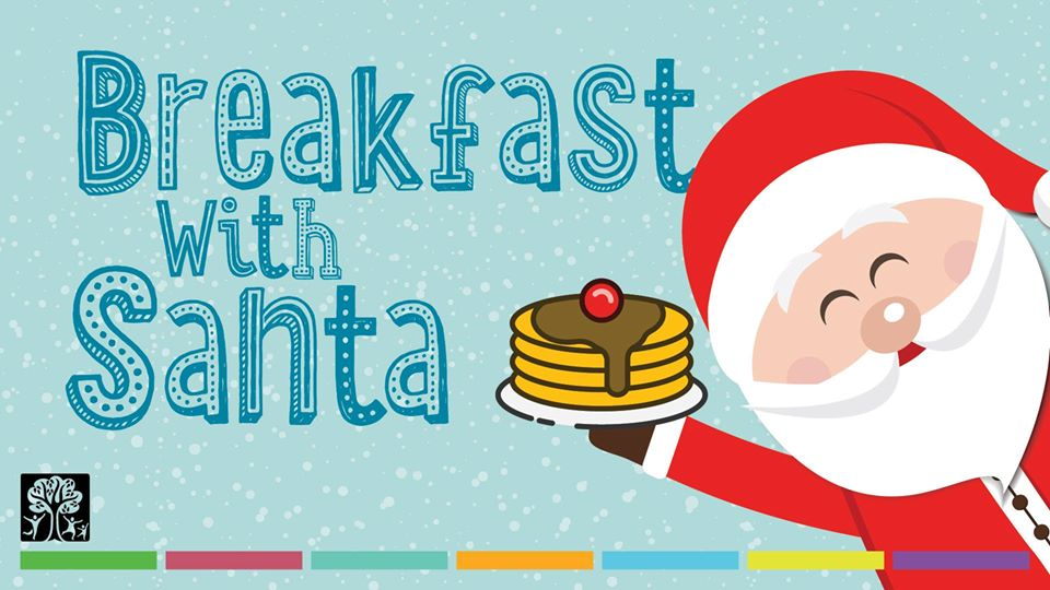 Breakfast with Santa at Viking Park in Gurnee