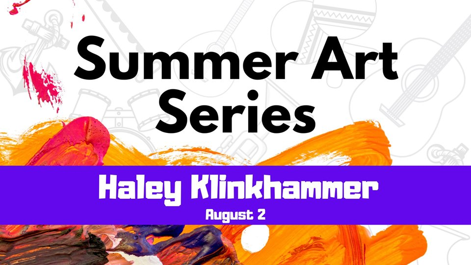 Fox Lake Summer Art Series: Haley Klinkhammer
