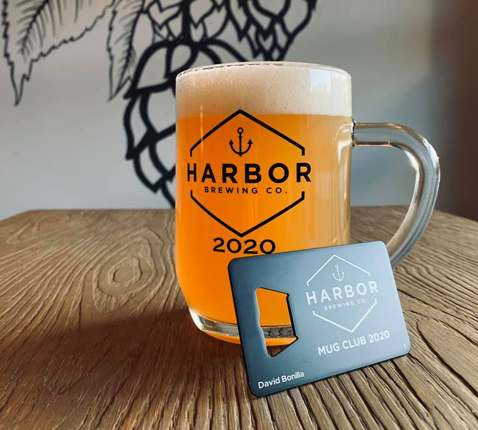 Harbor Brewing Company 2020 Mug Club Release Party