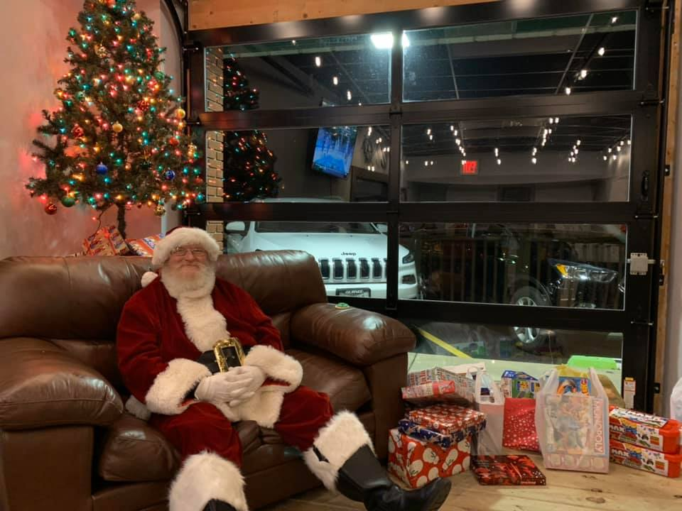 Annual Beers with Santa Toy Drive at Harbor Brewing