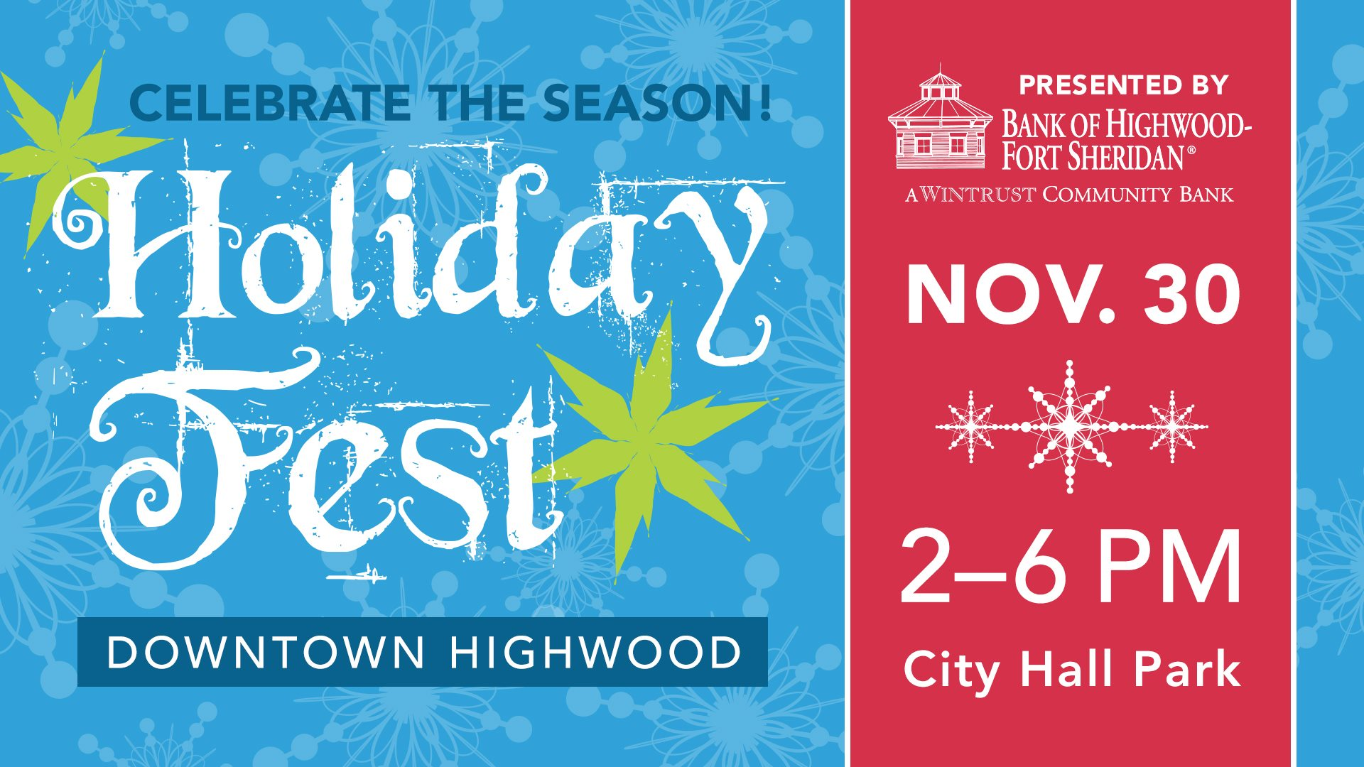 Highwood Holiday Festival