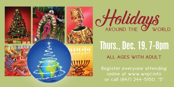 Holidays Around the World in Gurnee