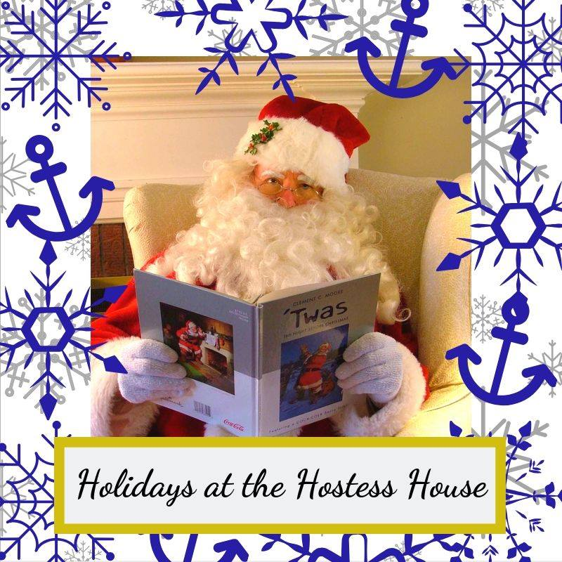 Holidays at the Hostess House at the National Museum of the American Sailor
