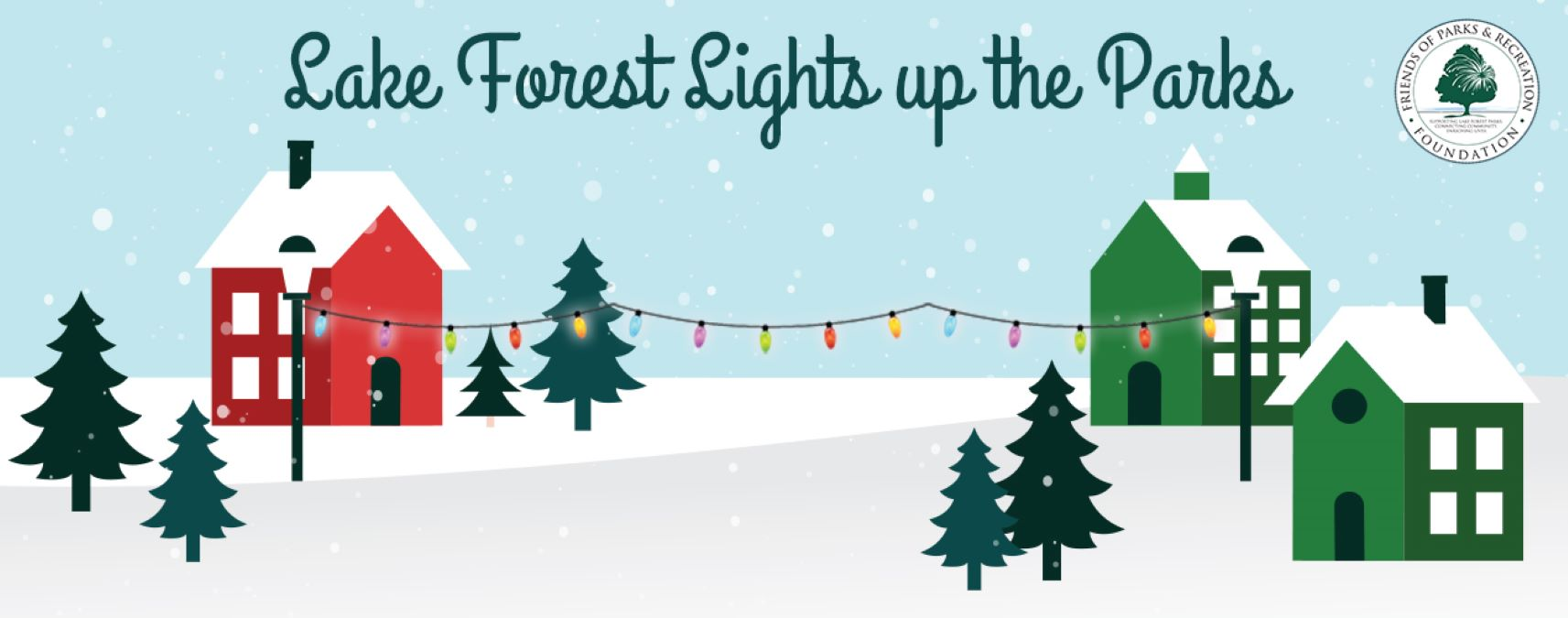 Lake Forest Lights Up the Parks