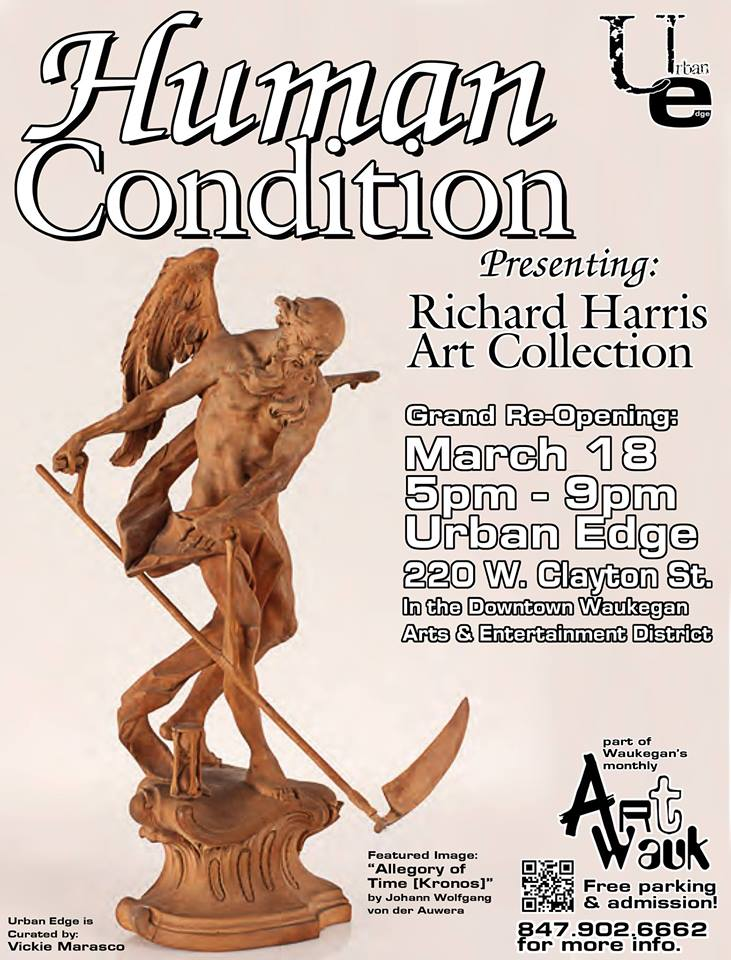Human Condition Featuring Richard Harris' Art Collection