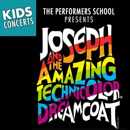 Kids Concerts Featuring Joseph and the Amazing Technicolor Dreamcoat