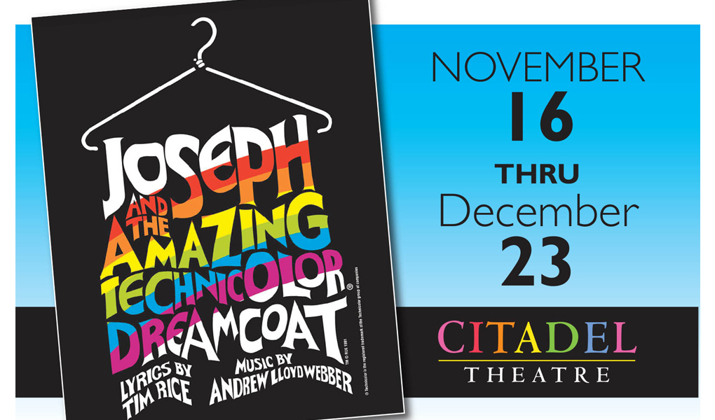 Joseph and the Amazing Technicolor Dreamcoat (extended thru Dec. 30)