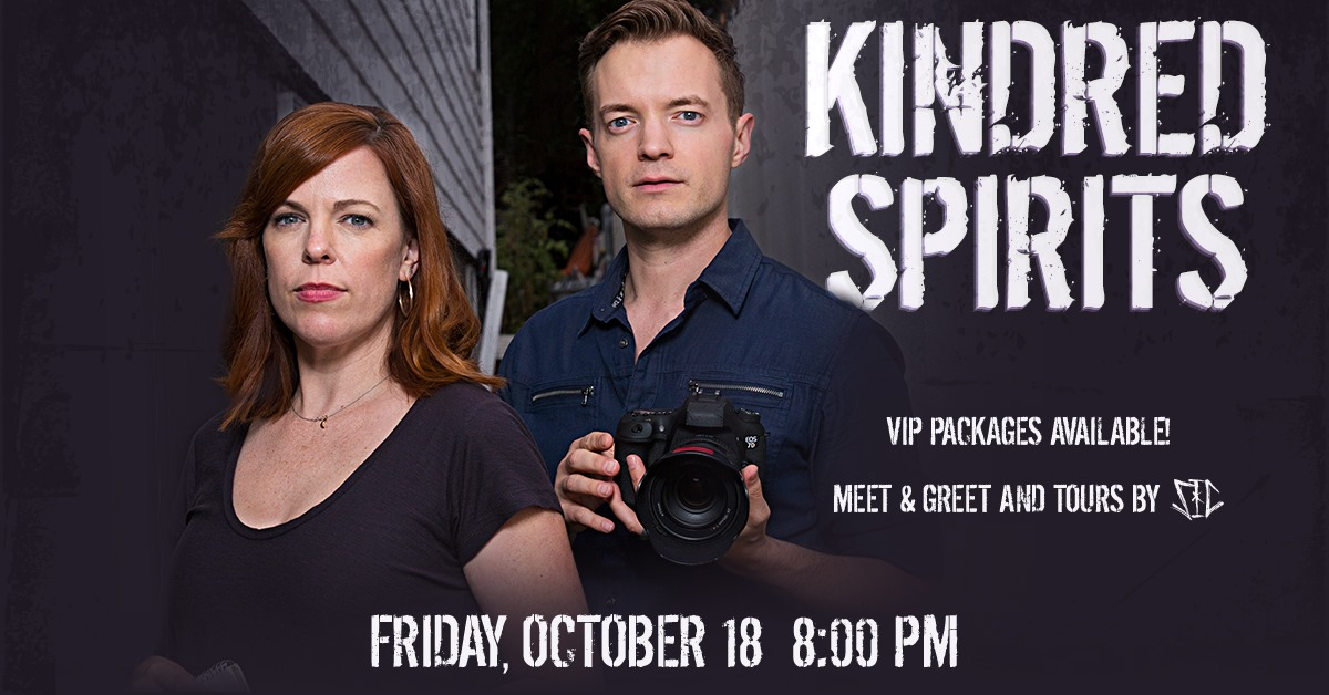Kindred Spirits Live at Genesee Theatre