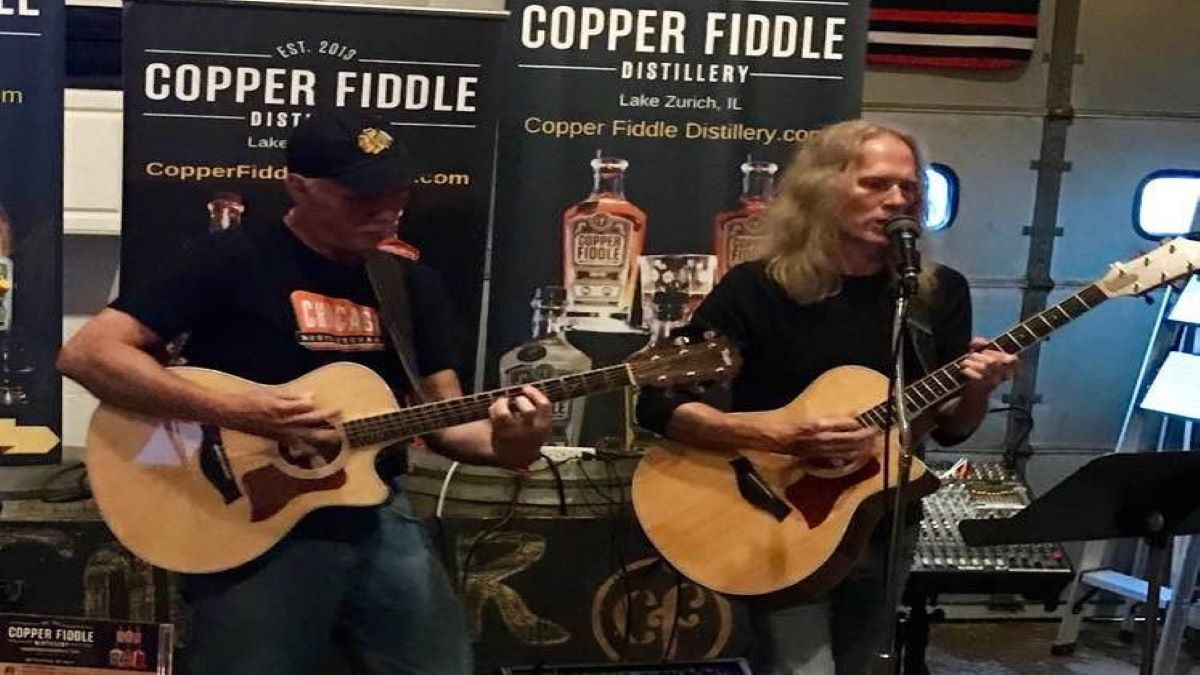 Live Music at Copper Fiddle Distillery