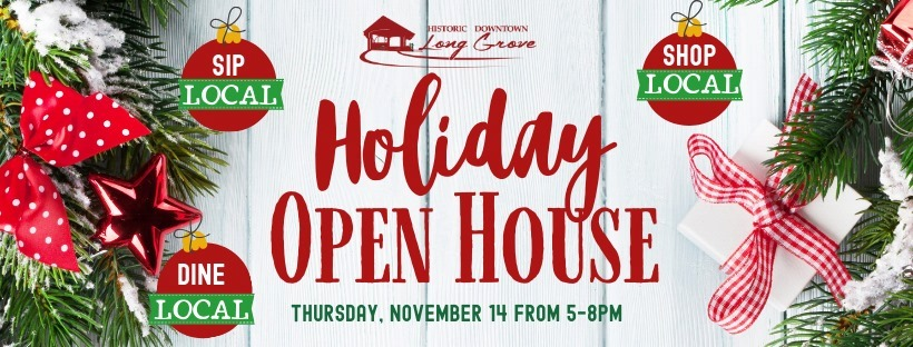 Long Grove Holiday Open House
