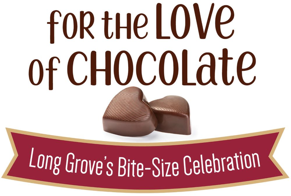 For the Love of Chocolate - Long Grove's Bite-Size Celebration