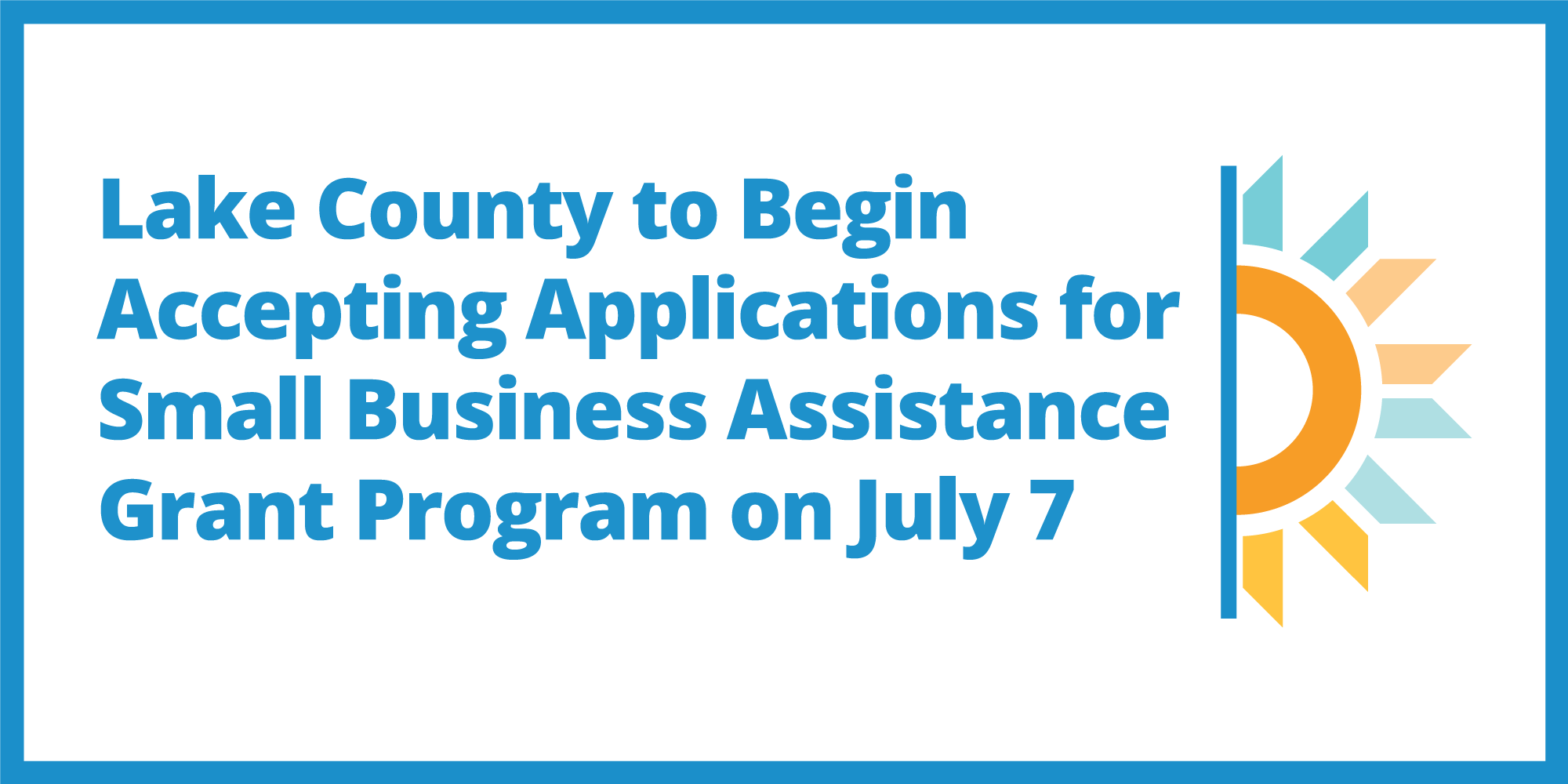 Lake County Small Business Grant Opportunity
