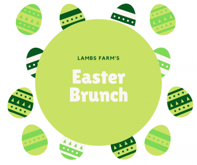 Easter Brunch at Lambs Farm