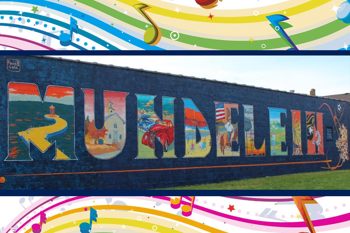 Lake County, Illinois, CVB - - Mundelein 2019 Outdoor Summer Concert
