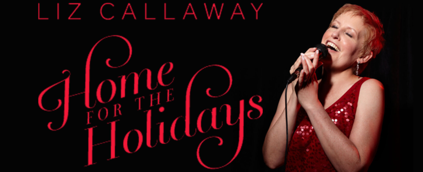 Liz Calloway: Home for the Holidays Virtual Concert