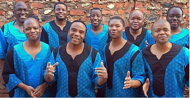 Ladysmith Black Mambazo at the James Lumber Center