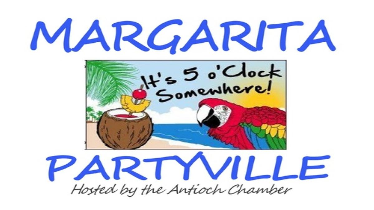 Margarita Partyville with the Antioch Chamber