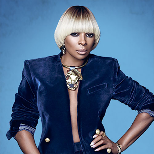 Mary J. Blige at Ravinia Festival