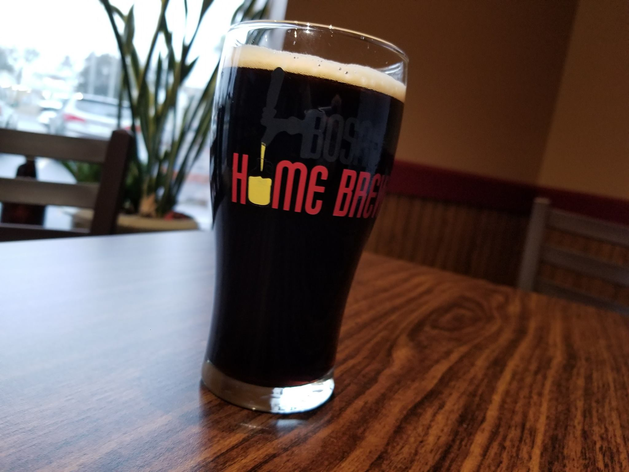 Milk Chocolate Stout Beer Release at Boscaki's Brewery