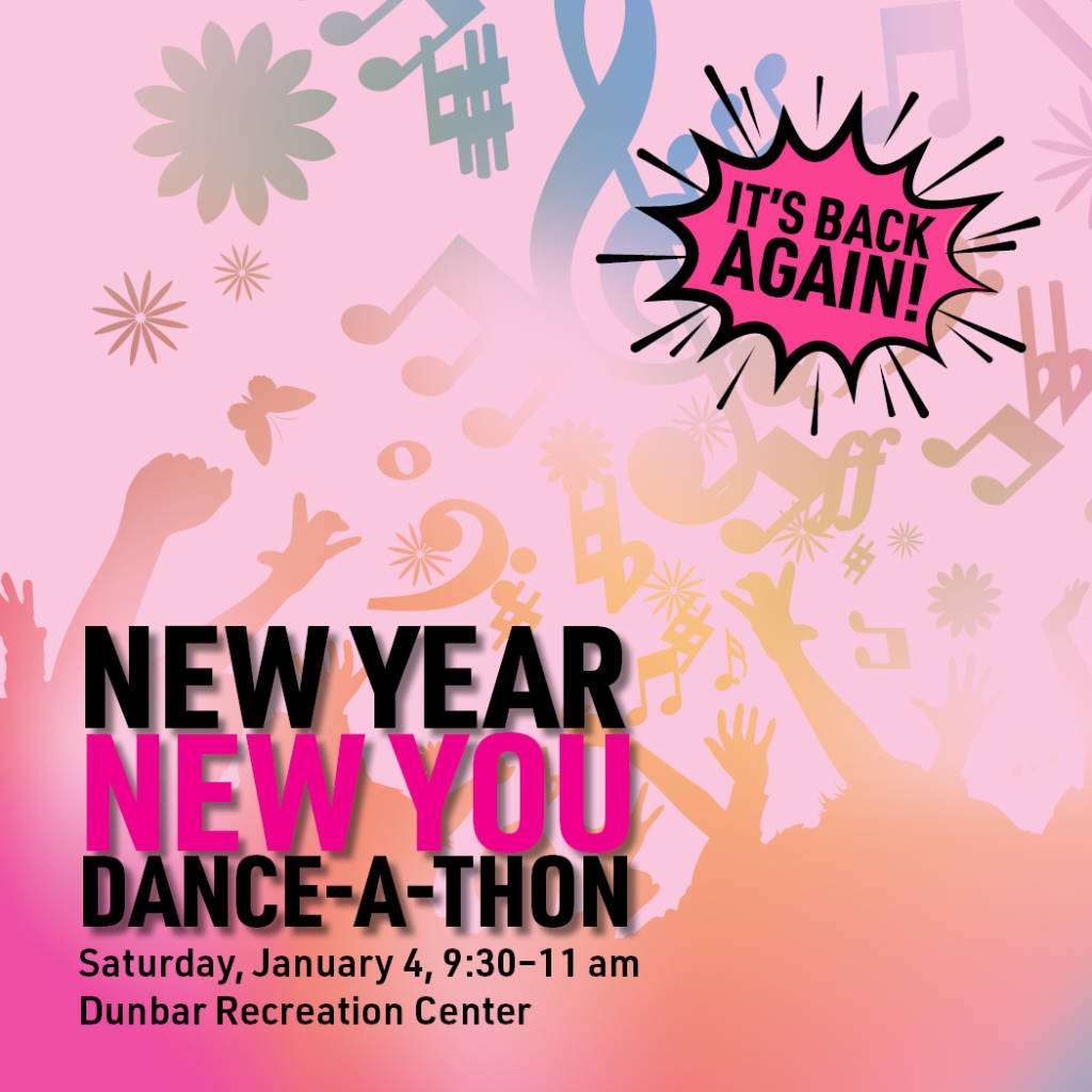 New Year New You Dance-a-thon at Mundelein Parks and Recreation District