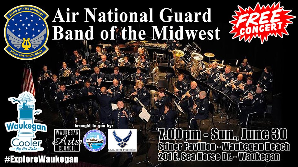 Lake County, Illinois, CVB - - Air National Guard Band of