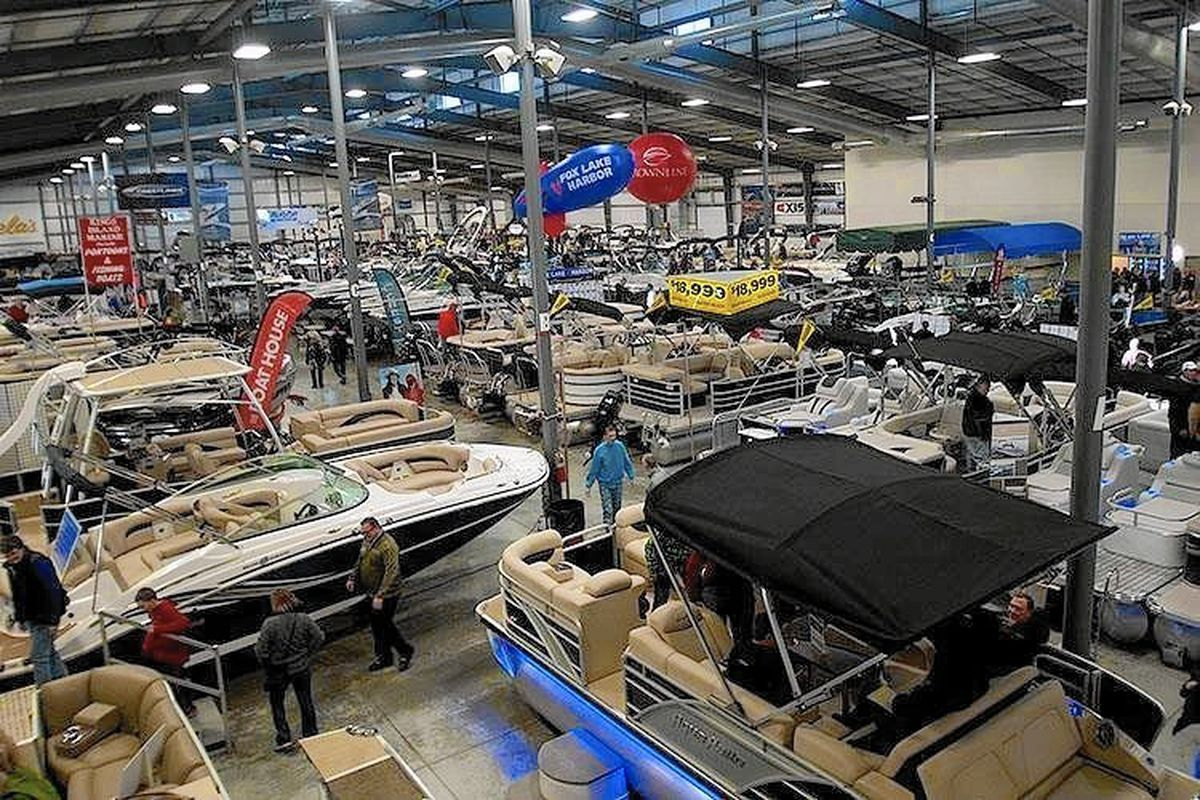 Northern Illinois Boat Show in Grayslake