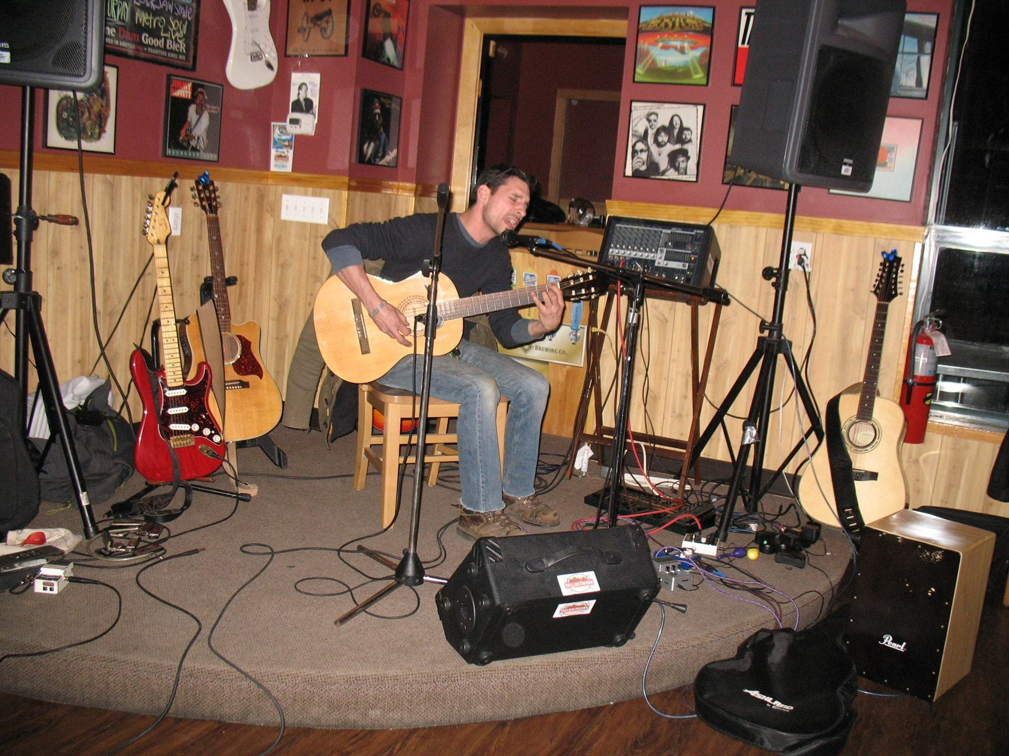Open Mic Night at The Village Tavern