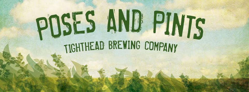 Poses and Pints at Tighthead Brewery