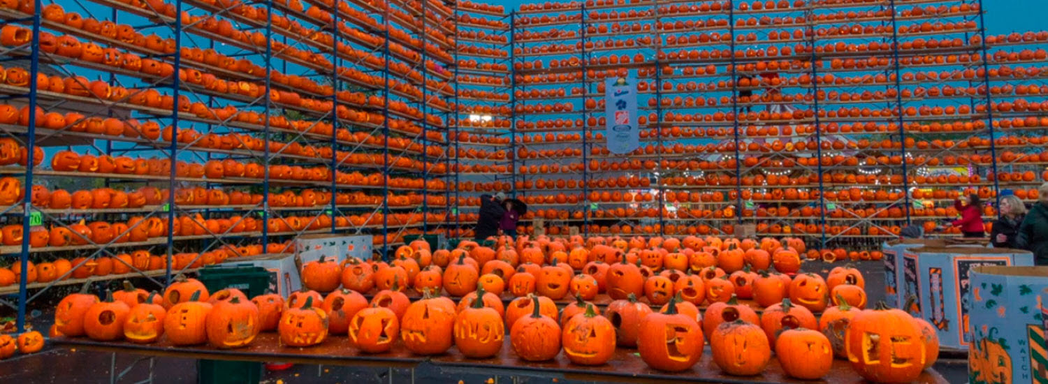 The Great Highwood Pumpkin Festival 10th Year Extravaganza
