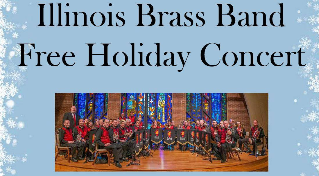 Illinois Brass Band Holiday Concert at Round Lake Beach Cultural & Civic Center