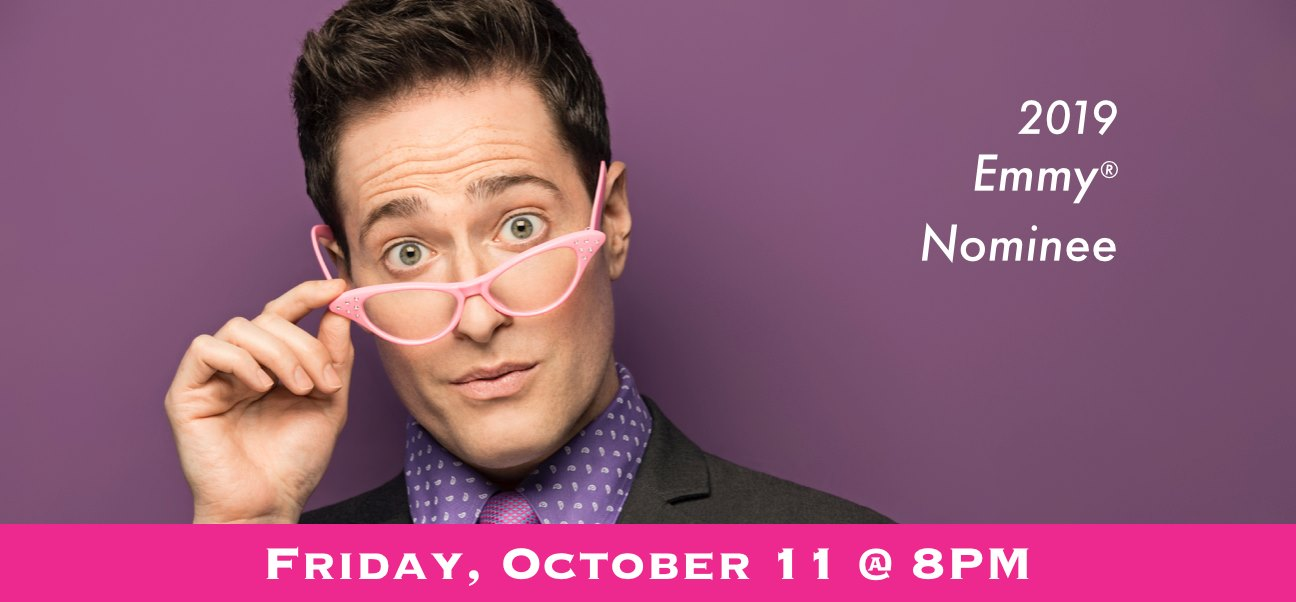 Randy Rainbow at the Genesee Theatre