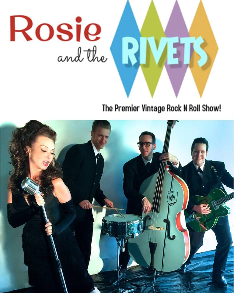 Concert in the Park - Rosie & The Rivets