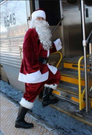 Antioch Christmas Train 2020 Lake County, Illinois, CVB     Antioch's North Pole Express Train