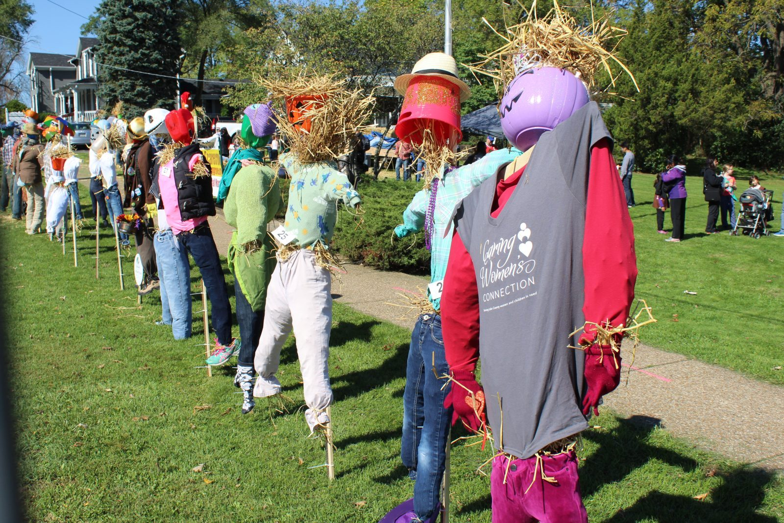 Long Grove's Scarecrow Day