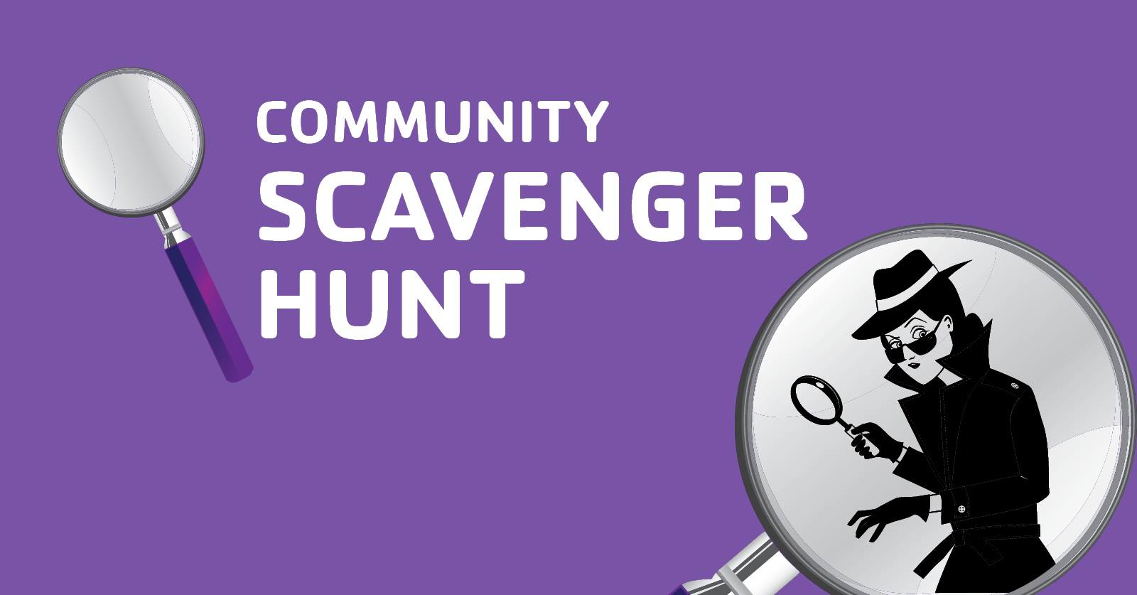 North Suburban YMCA Scavenger Hunt