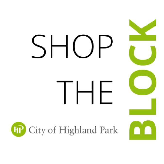 Shop the Block in Highland Park