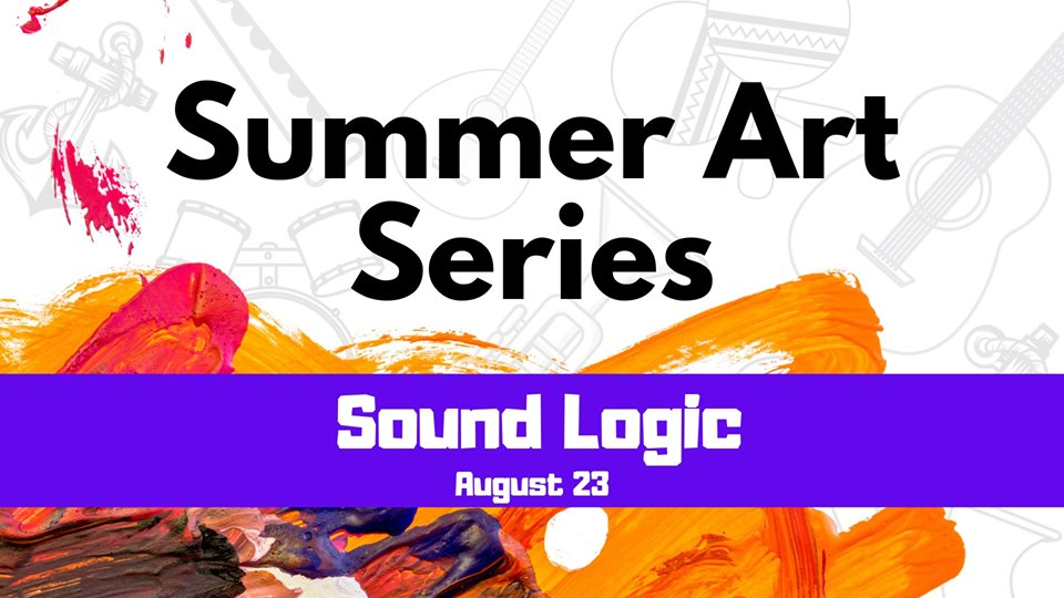 Fox Lake Summer Art Series: Sound Logic