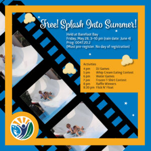 Mundelein Parks - Splash Into Summer