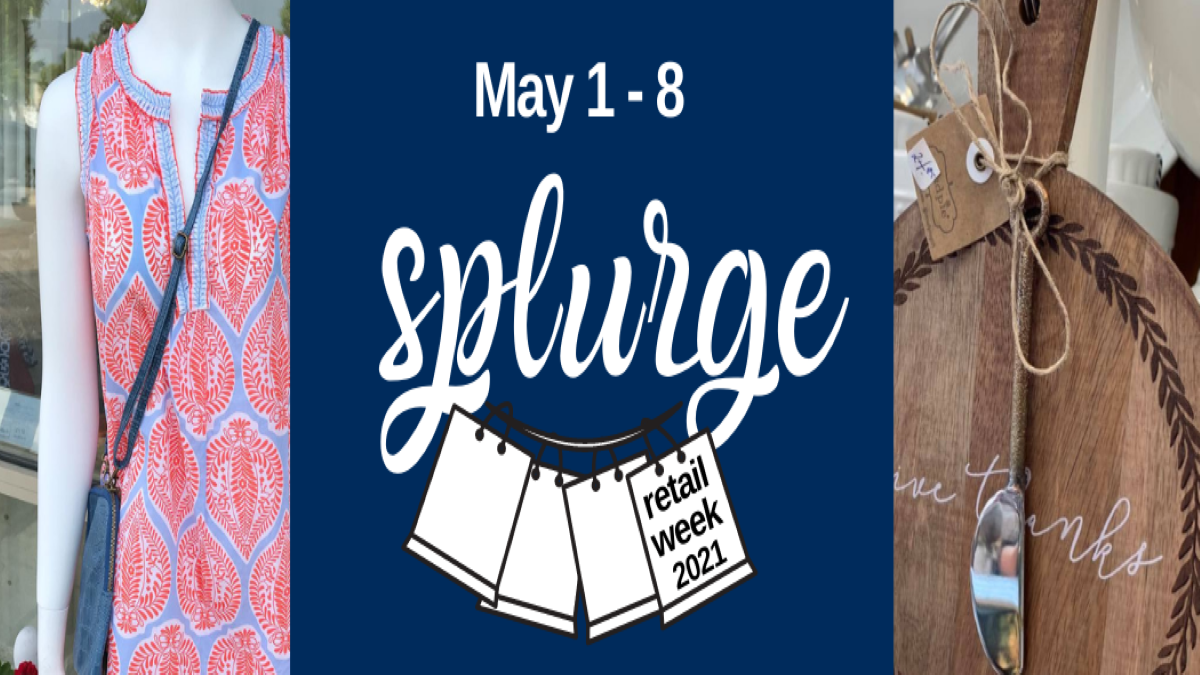 Splurge Retail Week 2021 with Lake Zurich Area Chamber of Commerce