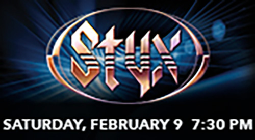 Styx at the Genesee Theatre