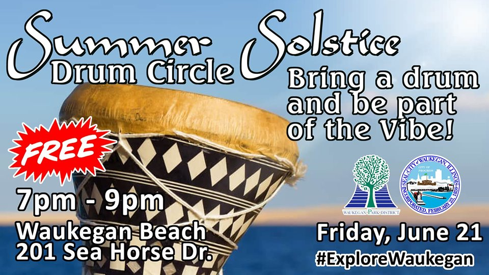 Summer Solstice Drum Circle