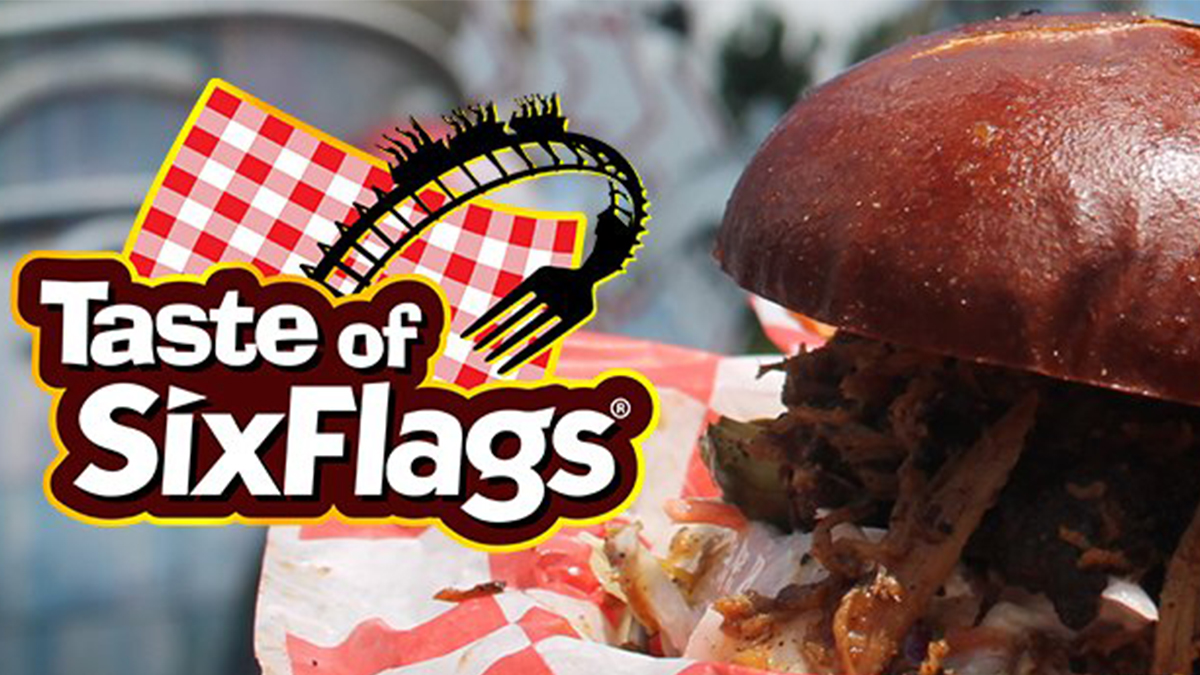 Taste of Six Flags Food Festival in Gurnee
