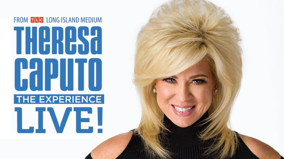 Theresa Caputo Live! The Experience at Genesee Theatre