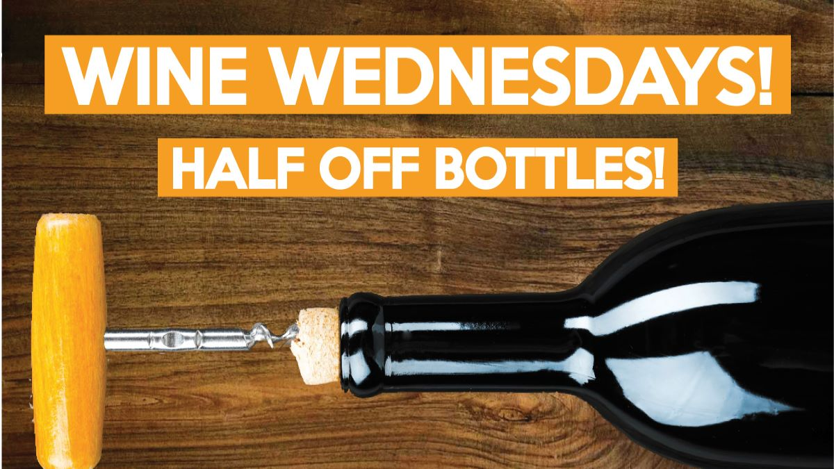 Wine Down Wednesdays at O'Toole's Libertyville