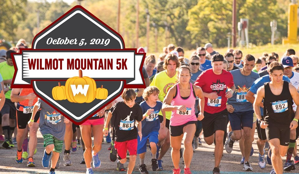 Wilmot Mountain Fall Fest &  5K