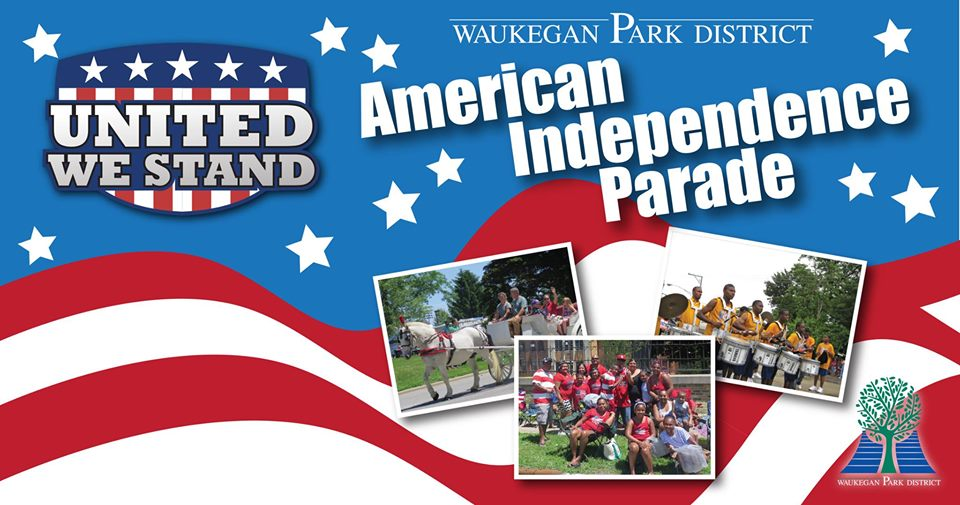 2019 Waukegan American Independence Parade