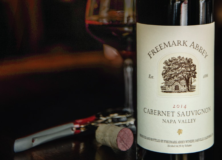 Freemark Abbey Wine Dinner at Wildfire